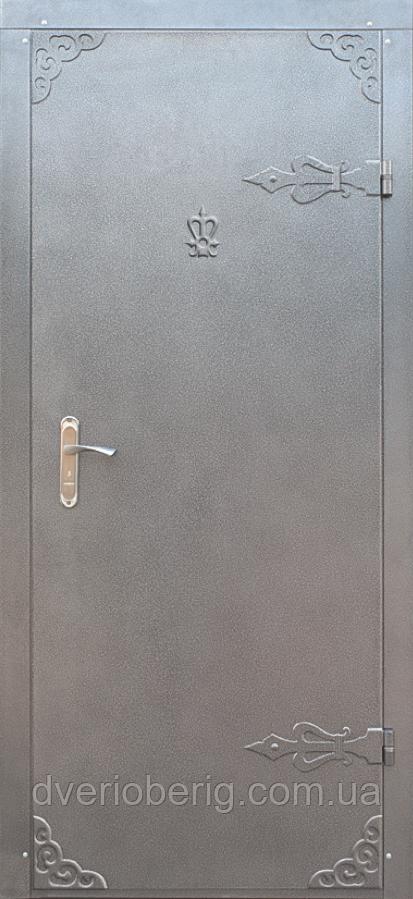 Входная дверь модель Метал/Мдф  Д-3
