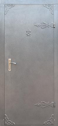 Входная дверь модель Метал/Мдф  Д-3, фото 2