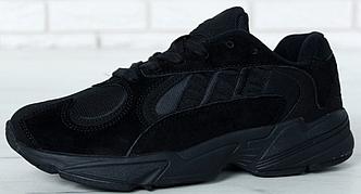 Мужские кроссовки Adidas Yung 1 Black