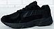 Мужские кроссовки Adidas Yung 1 Black (Адидас Янг 1), фото 2