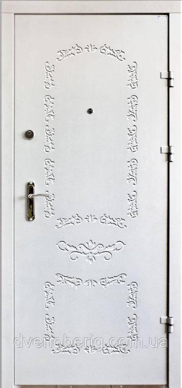 Входная дверь модель Метал/Мдф  Д-5