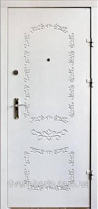 Входная дверь модель Метал/Мдф  Д-5, фото 2
