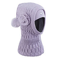 Шапка-шлем для девочки  TuTu 113 арт. 3-004352 (46-50,50-54), фото 1
