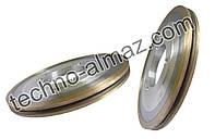 """Алмазные круги 1F6V 150 мм. (для обработки кромки стекла 6 мм. """"под карандаш"""")"""