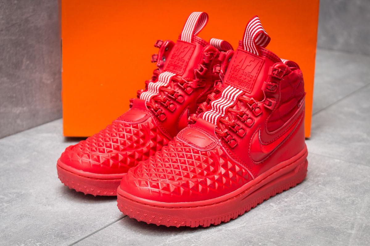 4a849d1ce42390 Зимние кроссовки в стиле Nike LF1, красные (30084), [ 39 (последняя ...