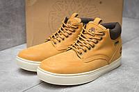 Зимние мужские ботинки 30111, Timberland Groveton, рыжие ( нет в наличии  ), фото 1