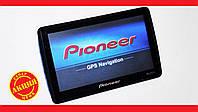 "7"" GPS навигатор Pioneer PI-711 - 8gb 800mhz 256mb IGO+Navitel+CityGuide, фото 1"