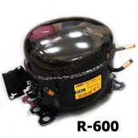 Компресор АСС / SECOP / HMK 80 AA Споживана потужність 137 Вт Хладагент R-600a(Ізобутан)