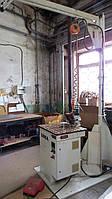Кромкооблицовочный станок IMA HKA бу + фрезер Virutex FR56E для обработки кромок радиусных деталей мебели