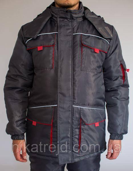 "Куртка ""Спецназ"" серая"