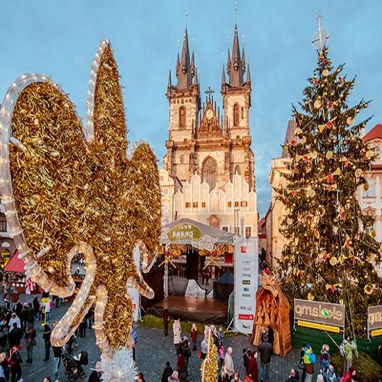 Новый год 2020 в Праге Новый год 2020 в Праге (Чехия) 1332035846 novyj god i