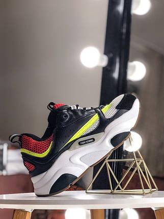 Мужские кроссовки Dior  / Диор / реплика (1:1 к оригиналу), фото 2