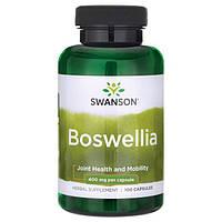 Boswellia / Босвеллия, 400 мг. 100 капсул, фото 1