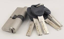 Цилиндр Империал 60mm 30/30 SN кл-кл никель