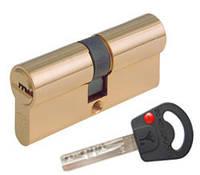 MUL-T-LOCK Цилиндр CLASSIC 100 (50x50) Кл-кл Лат
