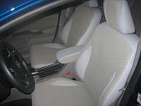 Авточехлы на Honda Civic Sedan 2012+