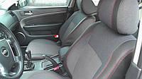 Чехлы Шевроле Эпика (Chevrolet Epica) Premium
