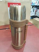 Термос нержавіюча сталь A-PLUS FL-1800, 1 л