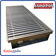 Внутрипольный конвектор Radopol KVK 10 350*4500, фото 1