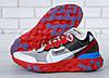 Кроссовки мужские серые Undercover x Nike React Element 87 (реплика), фото 4