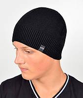 Мужская шапка VIVO №8 Черный