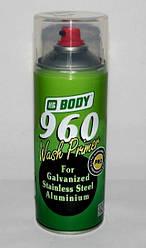 BODY 960 Wash Primer кислотный грунт спрей 0,4л