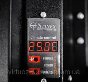 Керамический обогреватель Stinex Plaza Ceramic PLC-T 700-1400/220 4L white, фото 2