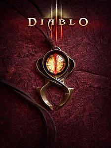 Кулон Амулет Хорадрима Diablo 3 Диабло