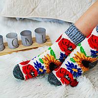 Шерстяні шкарпетки оптом