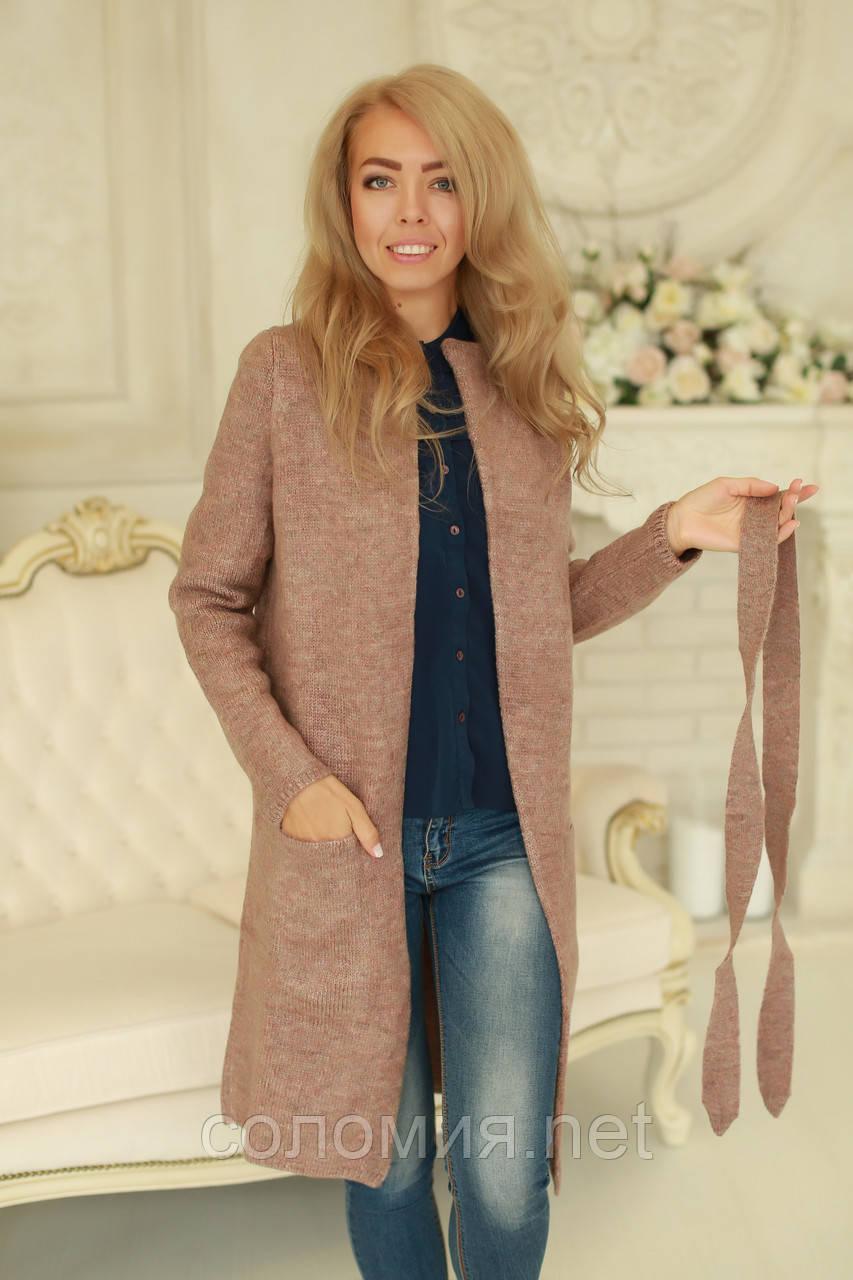женский вязаный кардиган стильный продажа цена в києві светри та кардигани