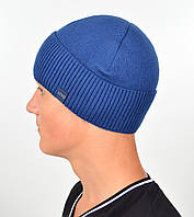 Чоловіча шапка VIVO №13 джинс