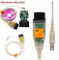 Диагностический сканер Хонда Honda J2534 Compatible HDS, фото 1