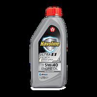 Масло HAVOLINE ULTRA S 5W40 1 л (TEXACO)