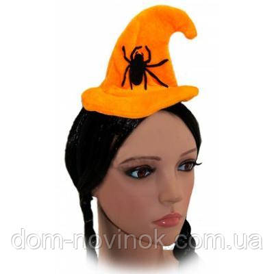 Шляпка на ободке Хэллоуин .