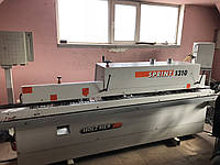 HolzHer Sprint 1310 кромкооблицовочный станок б/у 05г. для клея в патронах, фото 1