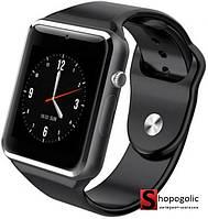 Смарт часы с камерой Smart Watch A1 в стиле Apple watch 92c75aa5bdb09