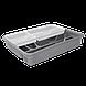Лоток для столовых приборов со вставкой Алеана 167402, фото 3
