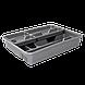 Лоток для столовых приборов со вставкой Алеана 167402, фото 4