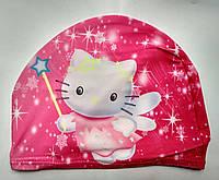 Дитяча тканинна шапочка для басейну для дівчинки