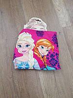 Теплий шарф-снуд для дівчаток Frozen 21x48,5 см