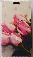 Чехол-книжка Kolor для Nomi i5730 розі (1421)