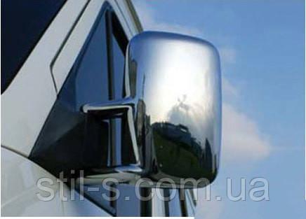 Накладки на зеркала VW LT (1996-2006)