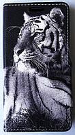 Чехол-книжка Kolor для Nomi i5730 тигр (1422)