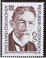 Австрия 1979 г. Рихард Зигмонди