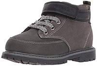 Ботинки Carters детские коричневые EUR 23 демисезонные для мальчика оригинал Картерс