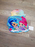 Теплый шарф-снуд для девочек Shimmer shine 21x48,5 см