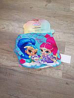 Теплий шарф-снуд для дівчаток Shimmer shine 21x48,5 см