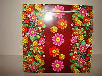 Пакет  Петриковка  (165*165) (Подарочные пакеты)