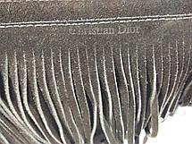 Сумка клатч женская бренд Christian Dior Saddle Bag, фото 2