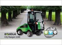 Коммунальная уборочная техника Nilfisk-Egholm City Ranger 2250